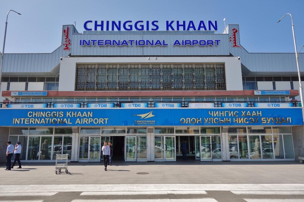 Аэропорт Монголии