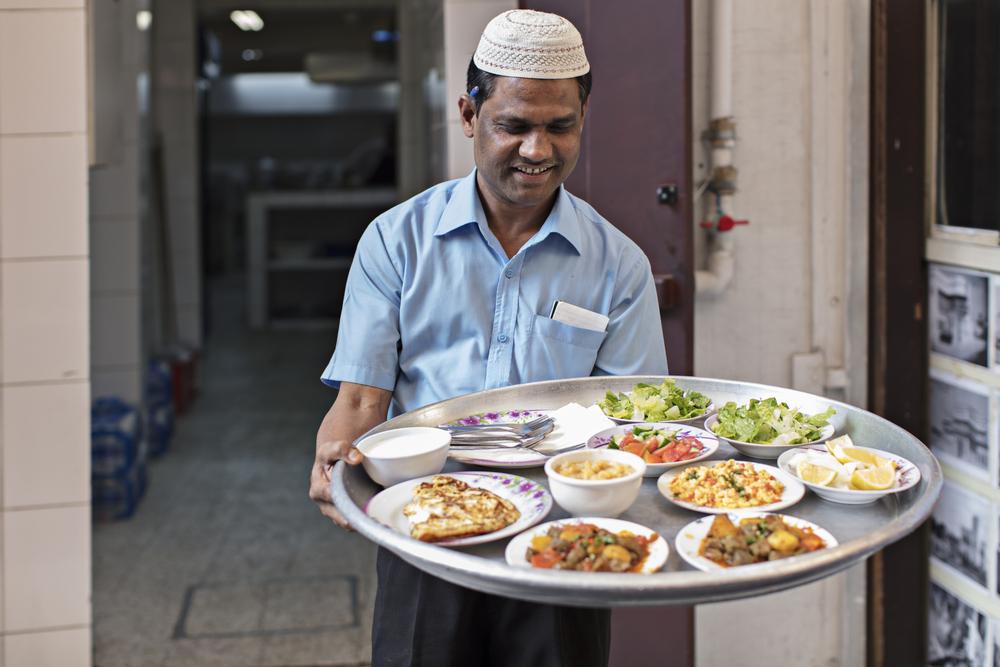 Национальная кухня Бахрейна