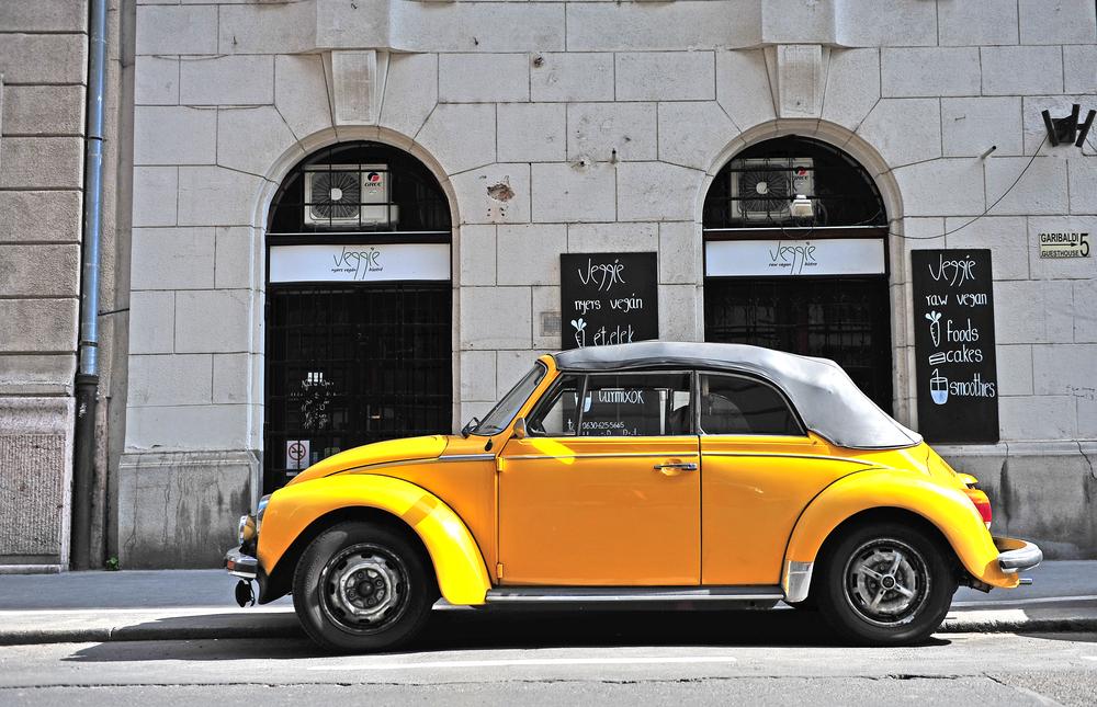 Путешествие в Будапешт на машине