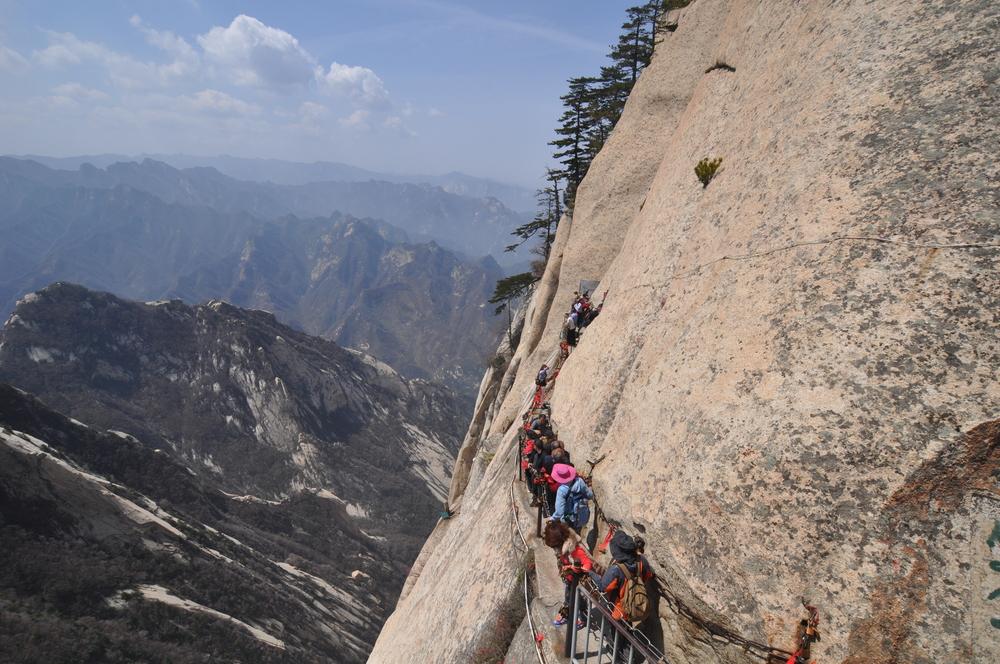 Huashan Mountain