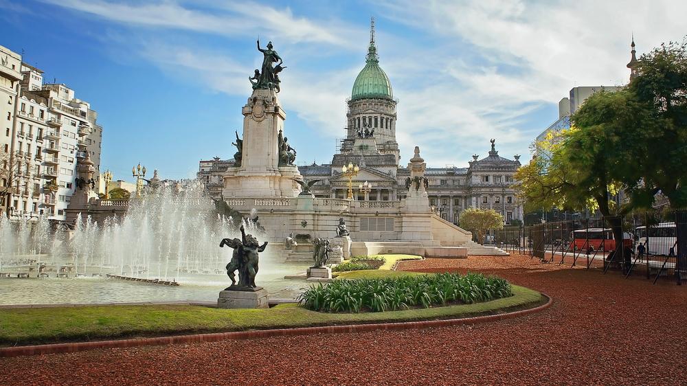 Дворец Национального конгресса Аргентины