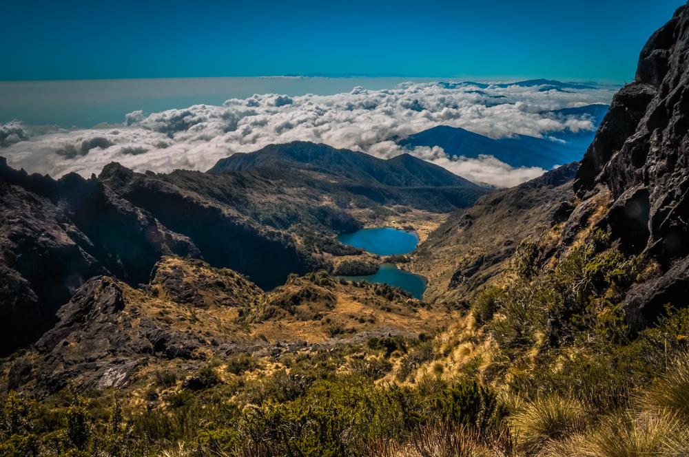 Гора Вильгельм в Папуа – Новой Гвинее