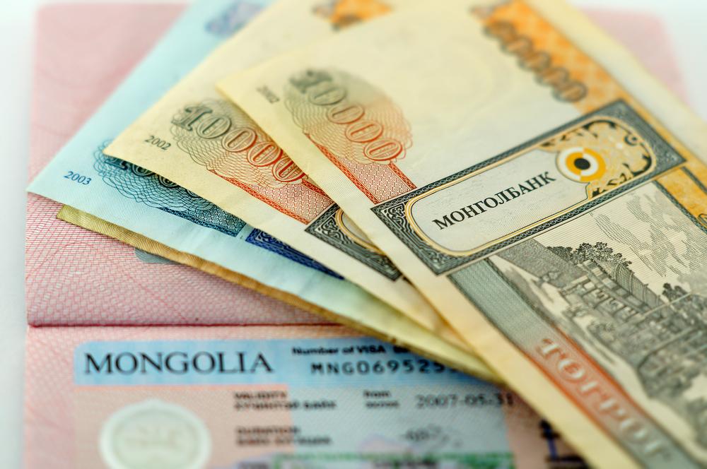 Валюта монголии