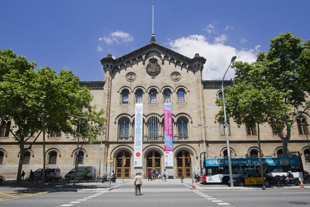 Университет в Барселоне