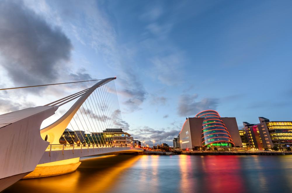 Дублинский конференц-центр
