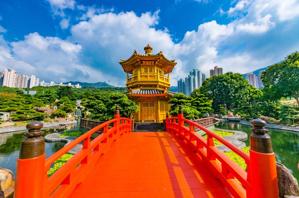 Золотая пагода