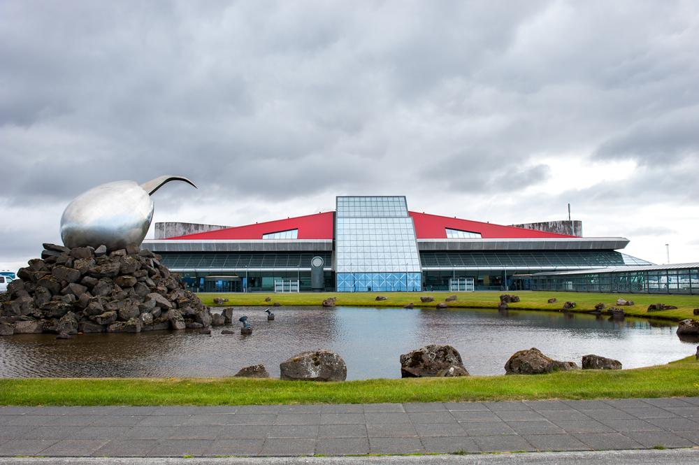 Международный аэропорт Кеблавик