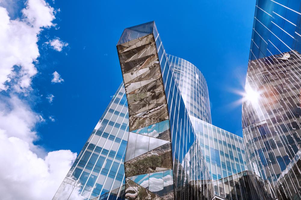 Офисное здание компании по переработке природного газа Gas Natural в Барселоне