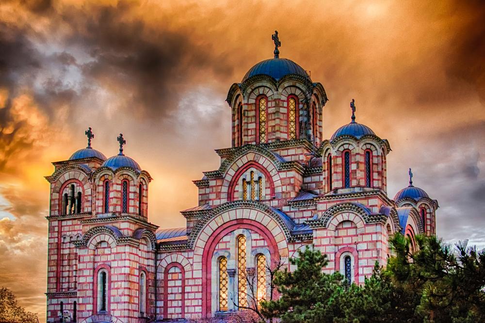 Церковь Святого Марка на Ташмайдане
