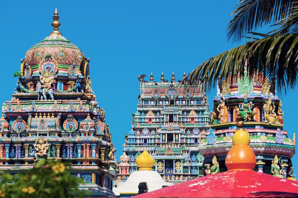 Храм Шри Субраманийя Шивы в Нади