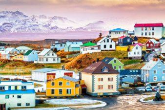 Домики Исландии
