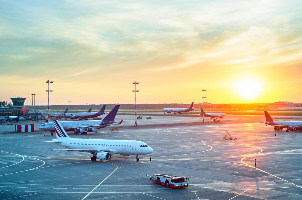 Аэропорт в Асунсьоне