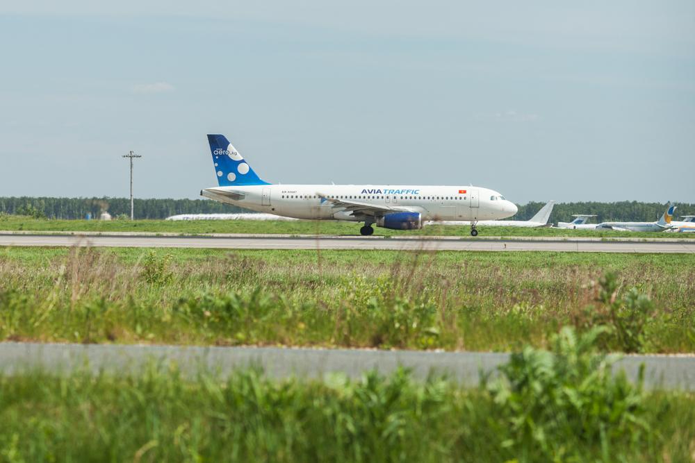 Аэропорт Киргизии