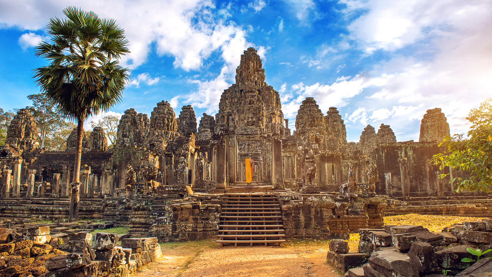 Байон в Камбодже