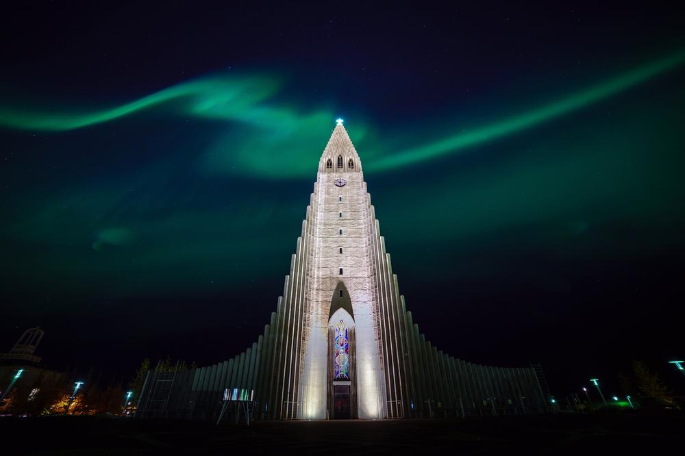 Церковь Хадльгримскиркья