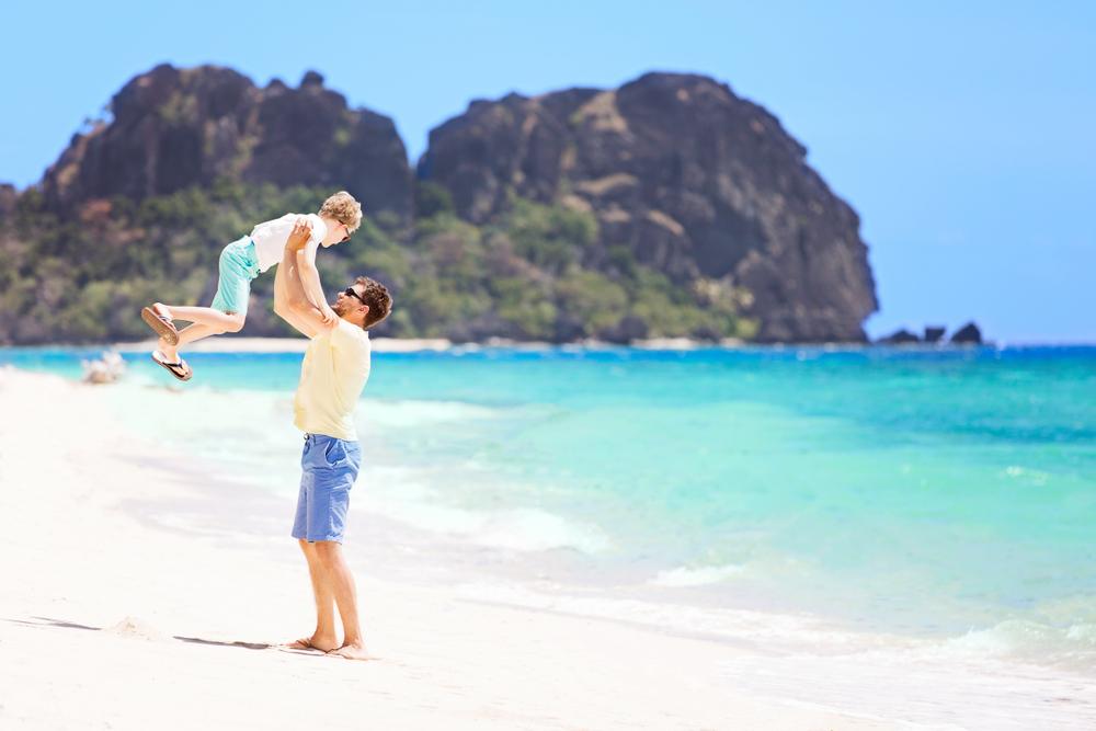 Путешествие с ребенком на Фиджи