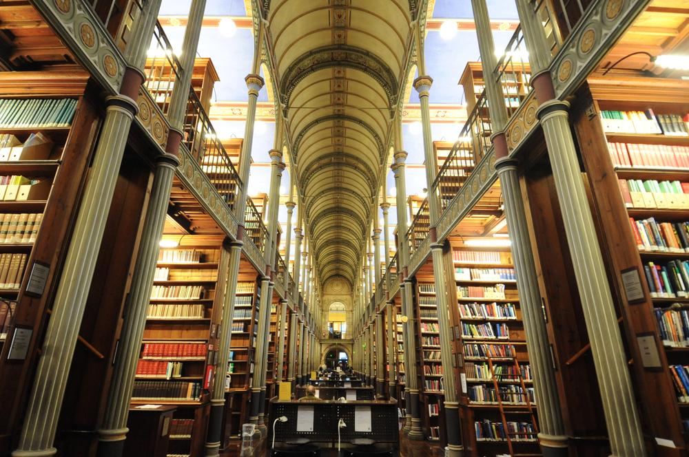Библиотека Копенгагенского университета