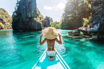Отдых в одной из лагун Филиппин