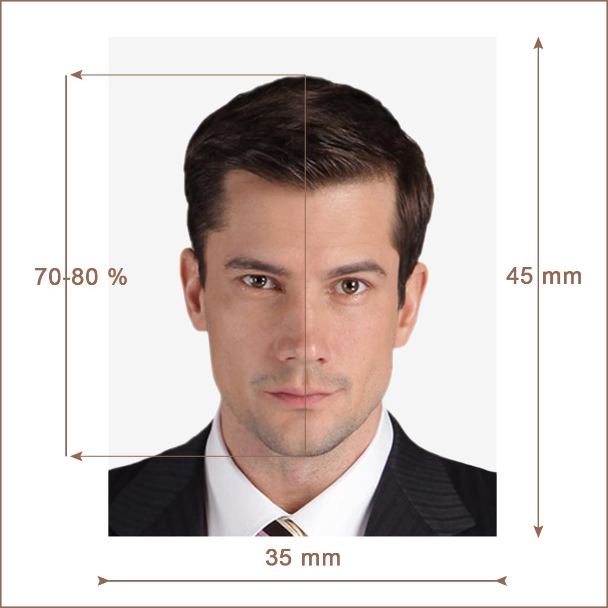 оформлении своего фотография на австрийскую визу чтоб рука