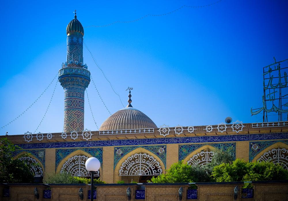 Мечеть Абу-Ханифа