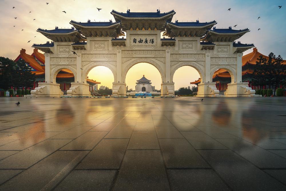 Национальный мемориальный зал Чан КайшиНациональный мемориальный зал Чан Кайши