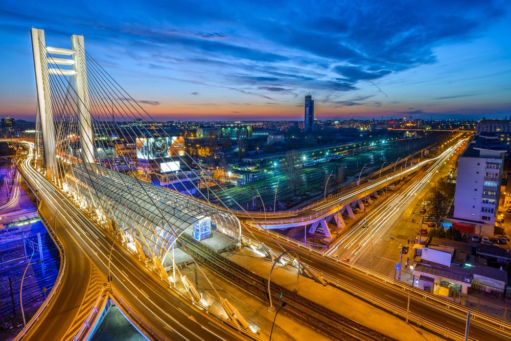 Мост Басараб в Бухаресте