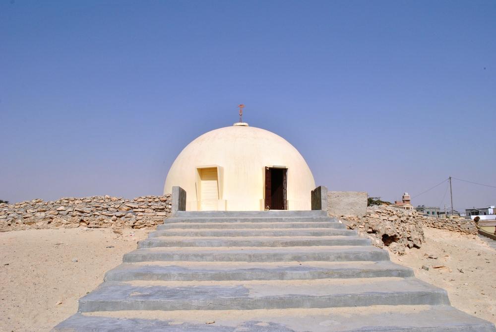 Церковь в Мавритании