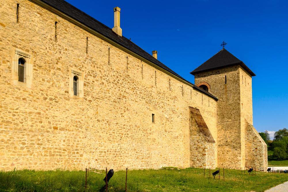 Монастырь Драгомирны
