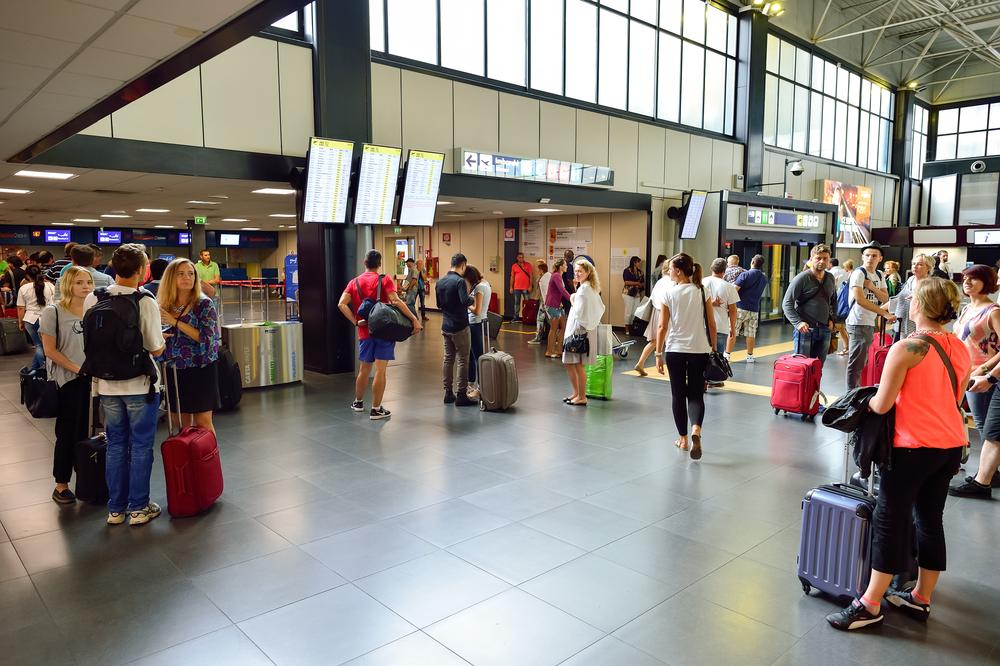 Международный аэропорт Рим-Фьюмичино имени Леонардо да Винчи