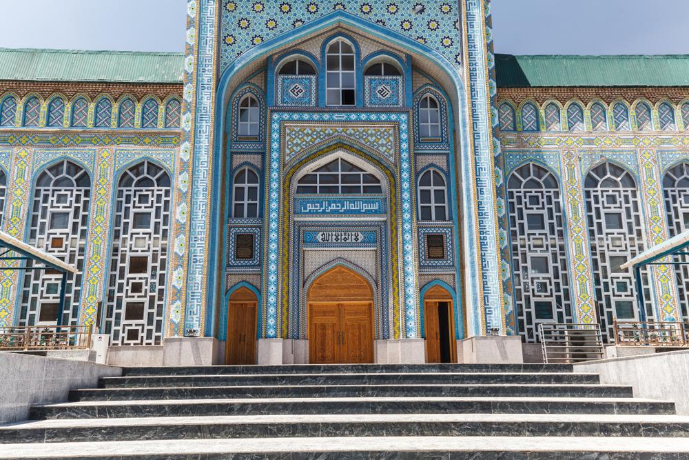Мечеть Хаджи Якуб
