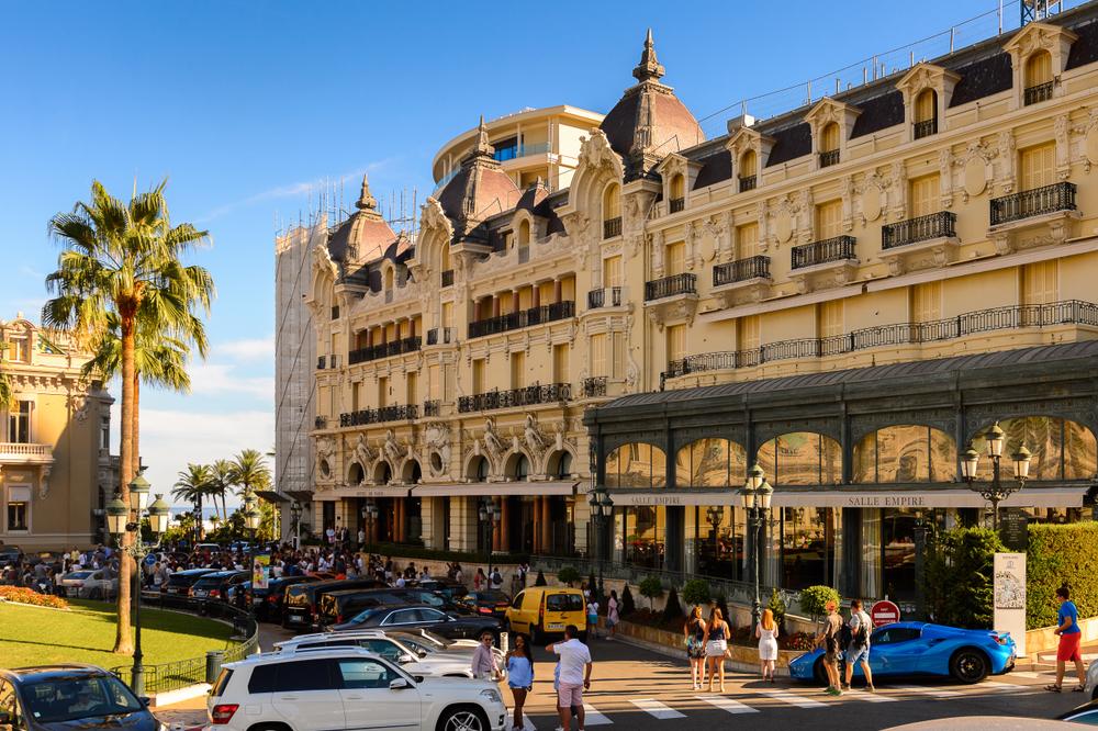 Отель де Пари – отель класса люкс в Монте-Карло