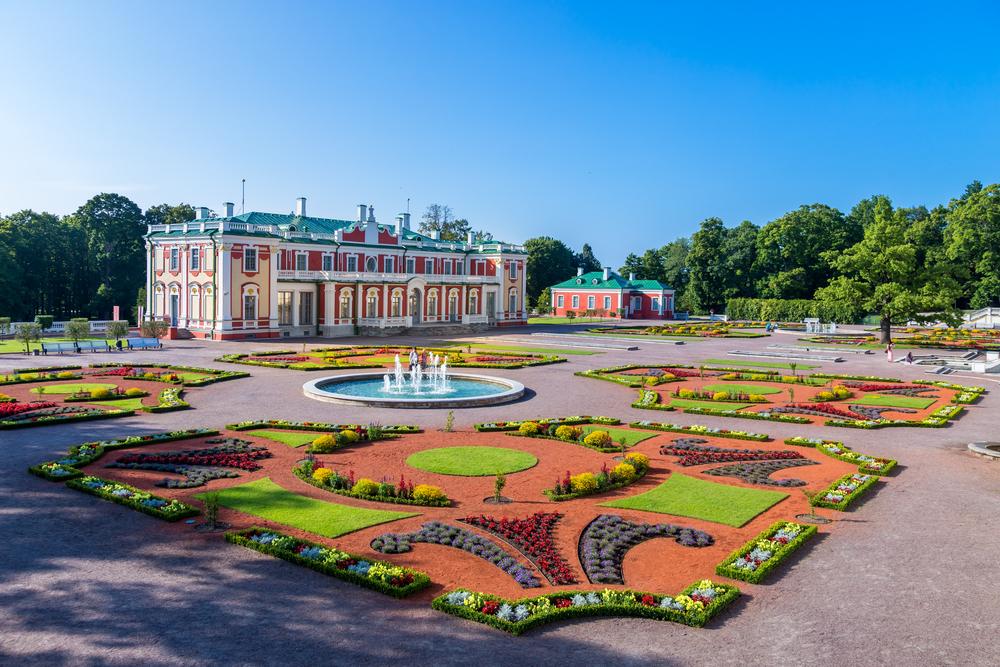 Кадриоргский дворец
