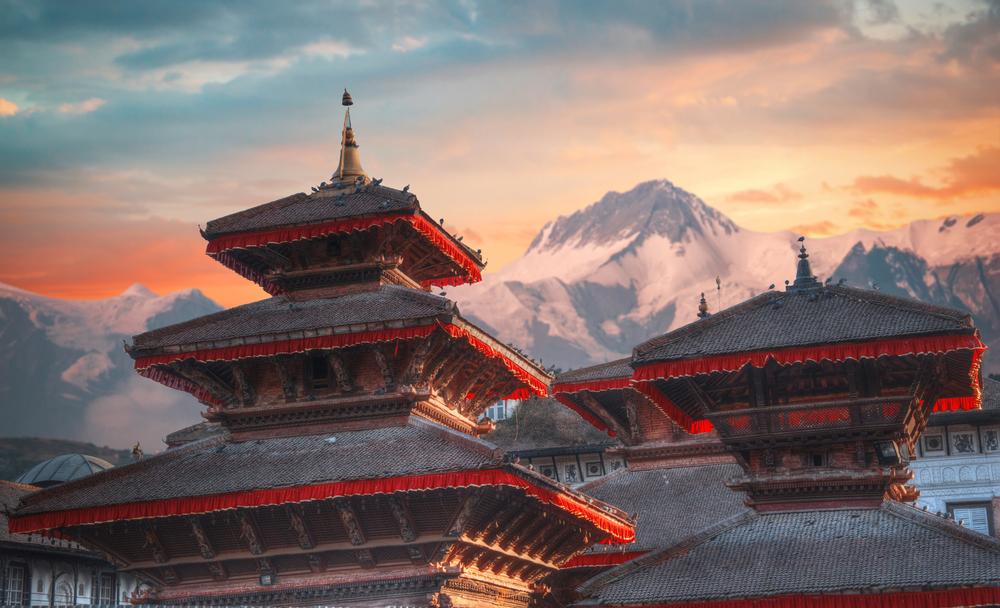Храмы в долине Катманду