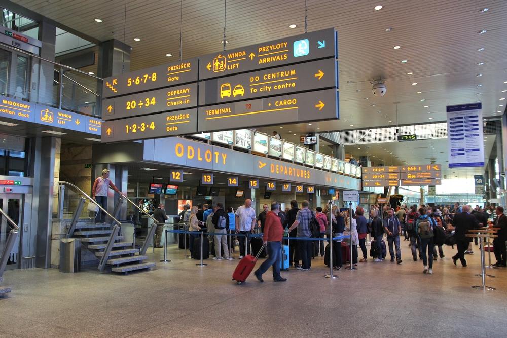 Международный аэропорт Краков-Балице