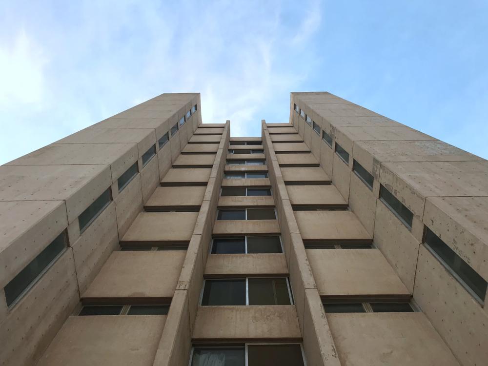 Здание Кувейтского университета