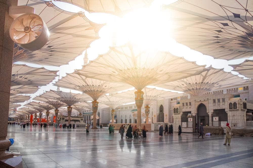 Мечеть ан-Набави