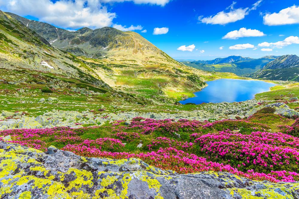 Национальный парк Ретезат