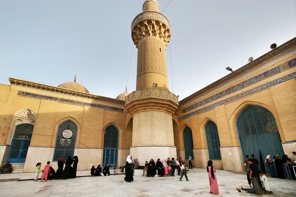 Храм шейха Абдула Кадира Гилани