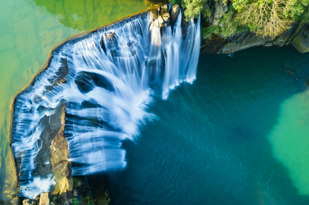 Водопад Шифен