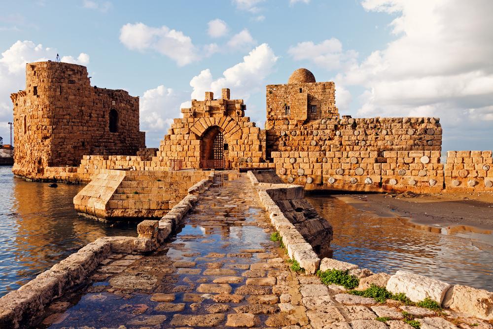 Сидонская крепость