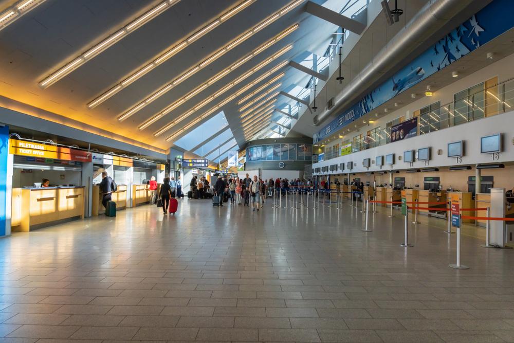 Международный аэропорт Таллин имени Леннарта Мери