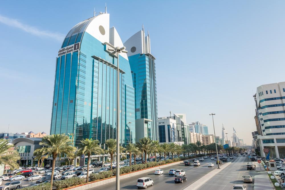 Современные офисные здания Эр-Рияда