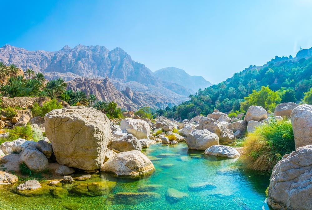 Долина Вади Тиви