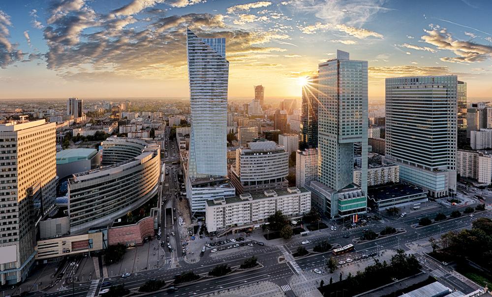 Варшава сити