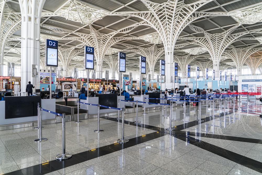 Международный аэропорт Медины