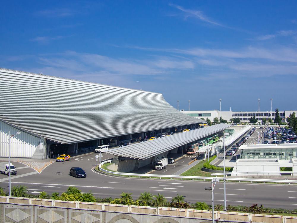 Международный аэропорт Тайвань-Таоюань