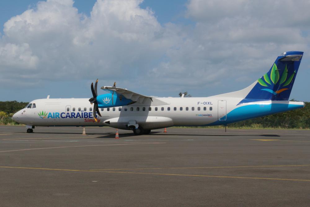 Аэропорт Гваделупы