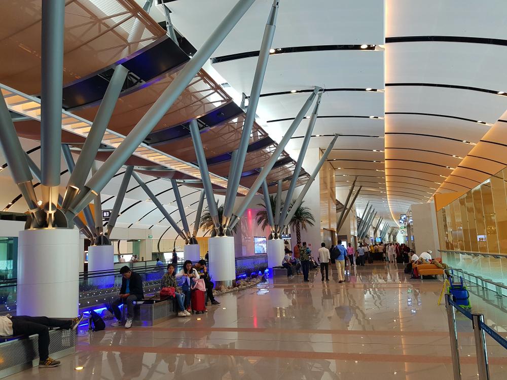 Международный аэропорт Маскат