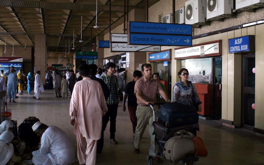 Аэропорт Пакистана
