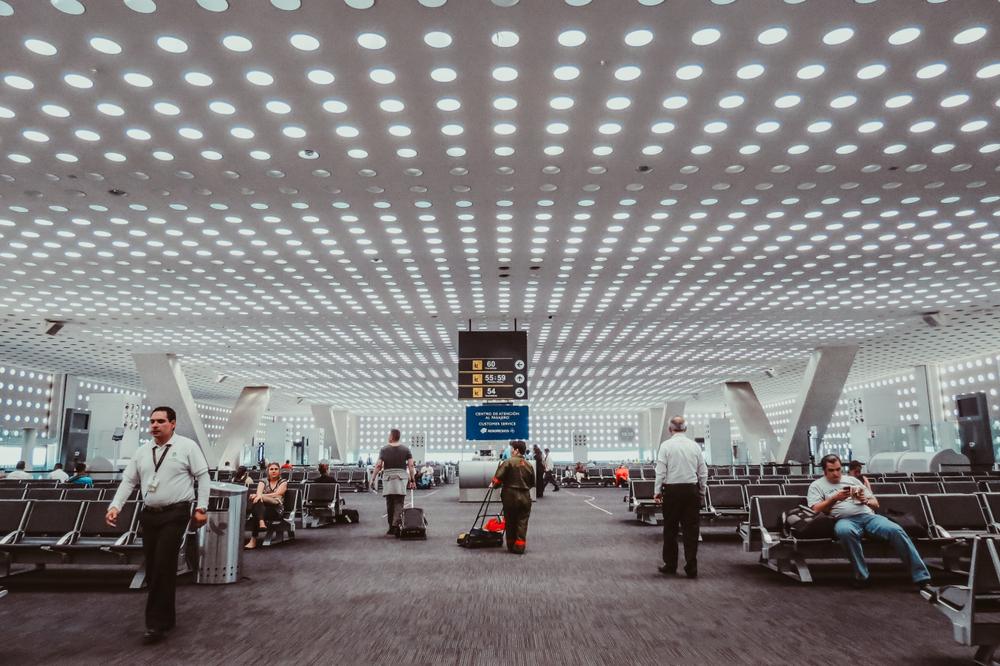 Аэропорт Мексики